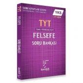 Karekök Yayınları Yks Tyt Felsefe Soru Bankası 1. Oturum