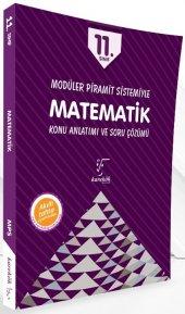 Karekök Yayınları 11. Sınıf Matematik Konu Anlatımlı