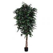 Euro Flora Büyük Fıcus Ağacı Yapay 240 Cm