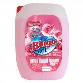 Bingo Yumuşatıcı Gül Pembe 5 Lt