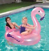 Bestway Binici Deniz Yatağı Flamingo 127x127 Cm