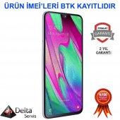 Samsung Galaxy A40 64gb Dual Beyaz (İthalatçı Firm...