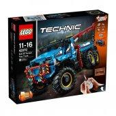 Lmt42070 Tech 6x6 Arazi Çekici Kamyonu Technic +11...