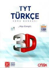 çözüm Yayınları Tyt Türkçe 3d Soru Bankası
