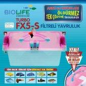 Biolife Fx5 S Özel 8 Vantuz Aparatlı Akvaryum Yavruluğu