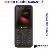 Reeder F1 Touch� Siyah (Reeder Türkiye Garantili)...