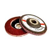 Sterk Flap Disk Zımpara Alüminyum Oksit 115x22mm 1...