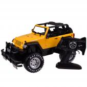 Limon 2086 Uzaktan Kumandalı Sarı Jeep