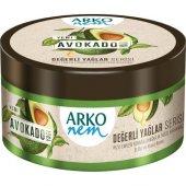 Arko Nem Değerli Yağlar Avokado Yağlı Krem 250 Ml