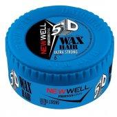 New Well Professional 5 D Wax Hair Ultra Strong 15...