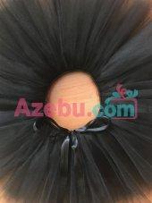Azebu Tütü Etek Bağlamalı Siyah