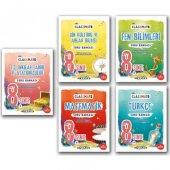 Okyanus 8. Sınıf Classmate Tüm Dersler Soru Bankası 5 Kitap (2020)