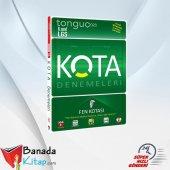 Tonguç Akademi 8.sınıf Kota Konu Taramaları Fen Bilimleri Kotası