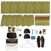 6' Lı Temel Askeri Malzeme Paketi Bedelli Acem...
