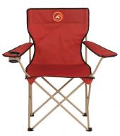 Famedall Baskırı Katlanır Kamp Sandalyesi Kırmızı...
