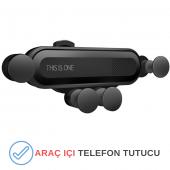 This İs One Yeni Nesil Araç İçi Telefon Tutucu Aht...