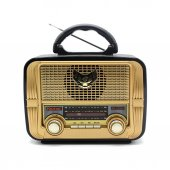 Nostalji Radyo Kemai Md 1905bt Bluetooth+fm...