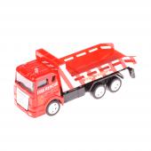 Erdem 889 167 Metal Açık Kasa Kırmızı İş Makinesi...