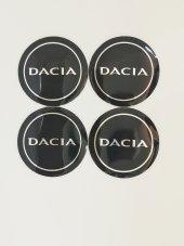 Dacia 54mm Jant Sticker