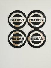 Nissan 54mm Jant Sticker