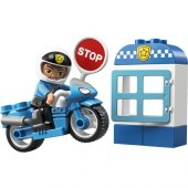 Lego Duplo Town 10900 Polis Motosikleti