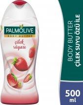 Palmolive Body Butter Çilek Rüyası Banyo Ve Duş Je...
