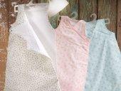 100 Pamuk Bebek Uyku Tulumu 3 Farklı Model