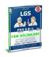 8.sınıf Lgs Pro&bil Fen Bilimleri Soru Bankası Bilfen Yayınları