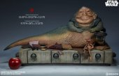 Jabba The Hutt And Throne Sixth Scale Deluxe Figure Set