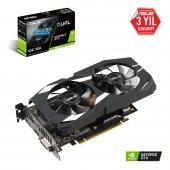 Asus Geforce Gtx1660tı Dual Oc 6gb 192bit Gddr6 Ekran Kartı (Dual-gtx1660tı-o6g)