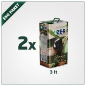 Zer Zeytinyağı Riviera 3lt (Teneke) X 2 Adet