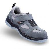 Mekap 157 Süet Çelik Burunlu İş Ayakkabısı 39 Numara